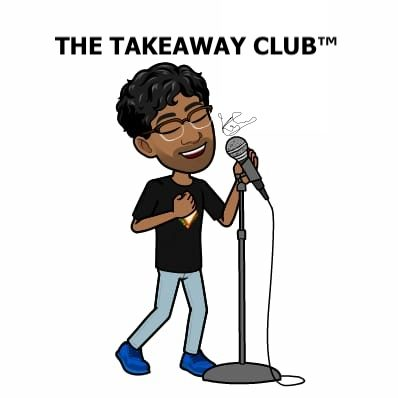 Logo for The Takeaway Club™