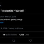 How to Productize Yourself?